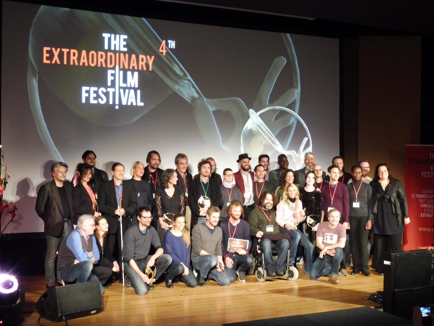 CAP48 soutient TEFF cinema et handicap