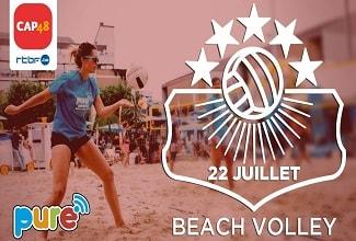 Pure Beach Volley : créez votre équipe !
