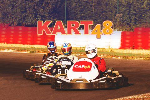 Kart 48: l'entrainement public