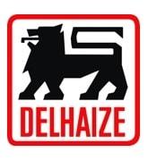 logo Delhaize magasin partenaire CAP48