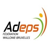 logo Adeps entreprise partenaire CAP48