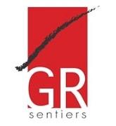 logo GR Sentiers Entreprise Partenaire CAP48