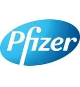 Logo Pfizer Partenaire CAP48 Recherche médicale