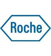 logo Roche Partenaire CAP48 Recherche médicale