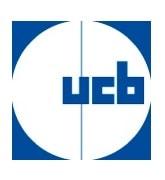logo UCB Partenaire CAP48 Recherche médicale
