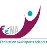 logo Fédération Multisports Adaptés partenaire CAP sur le Sport