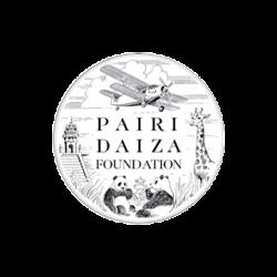 logo Pairi Daiza Partenaire de coeur CAP48