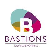 Logo Bastions Tournai Shopping - Partenaire CAP48