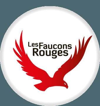 logo Les Faucons Rouges Bénévole réseau CAP48