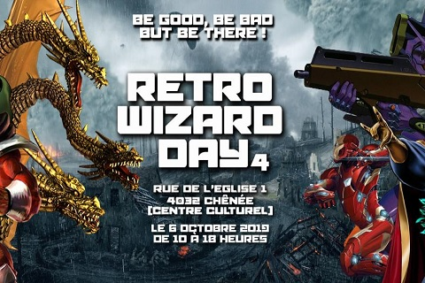 RETRO WIZARD DAY 2019