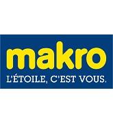 logo Makro magasin partenaire CAP48