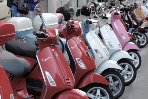 VESPA48 Music & ride festival