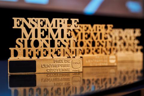 Le Prix CAP48 de l'Entreprise Citoyenne  met en lumière les entreprises inclusives
