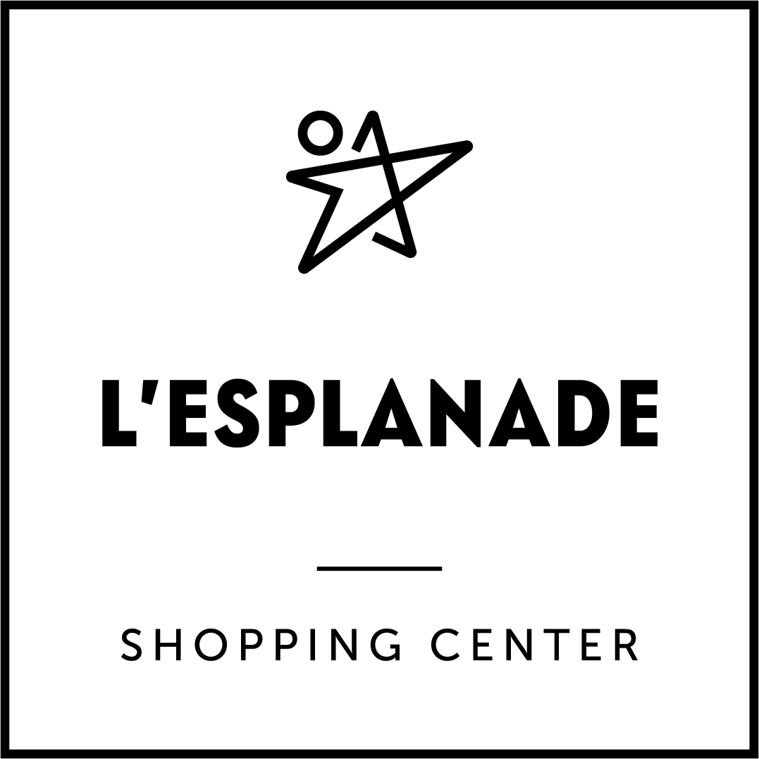 L'esplanade shopping center