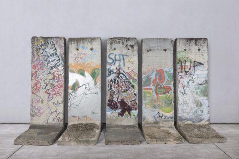 Un morceau du Mur de Berlin en vente pour CAP48!