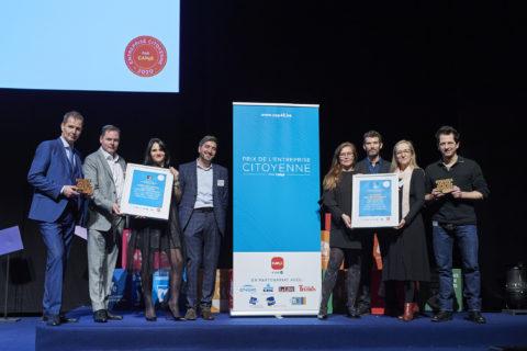 Sobeltax Rental et le mim, Entreprises Citoyennes 2020 !