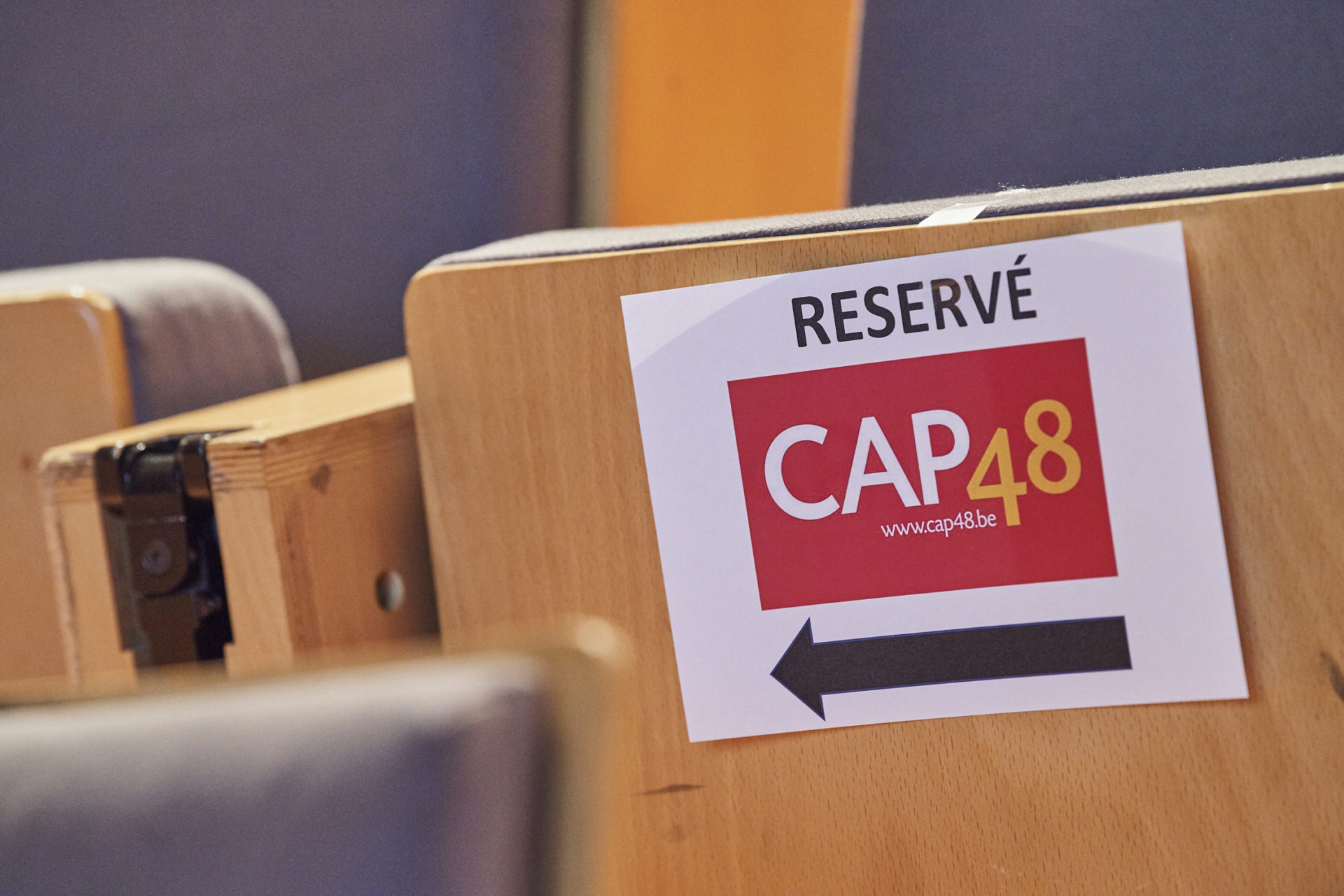 Soutenons CAP48