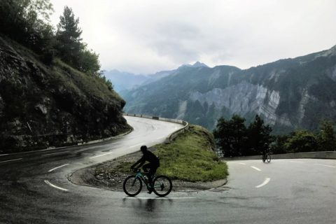 En route vers l'Alpe d'Huez!