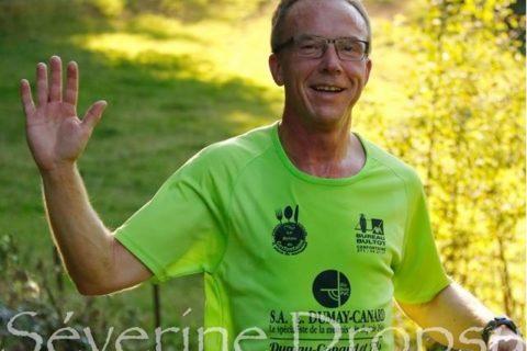 Christophe se lance dans le Maasmarathon pour CAP48!