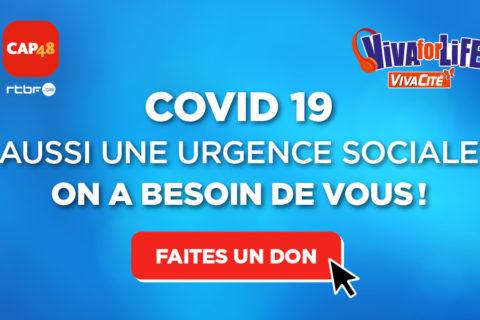 Urgence sociale covid-19: on a besoin de vous!