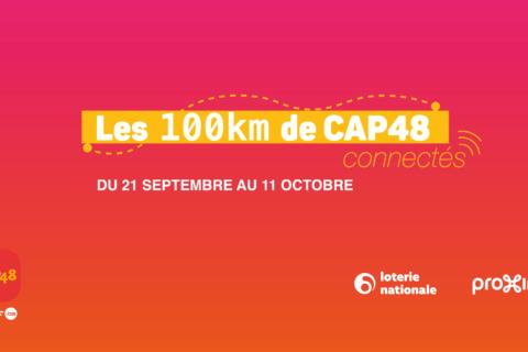 100km de CAP48 : une nouvelle formule adaptée aux circonstances
