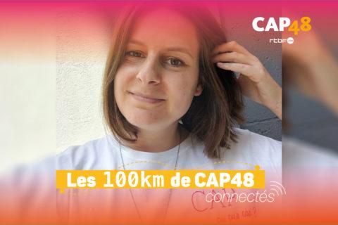 100km de CAP48 : pourquoi Anne-Sophie participe