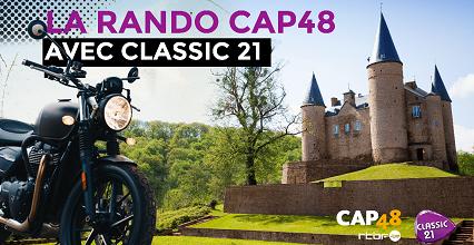 La Rando CAP48 x Classic 21 : des roadbooks tout l'été !