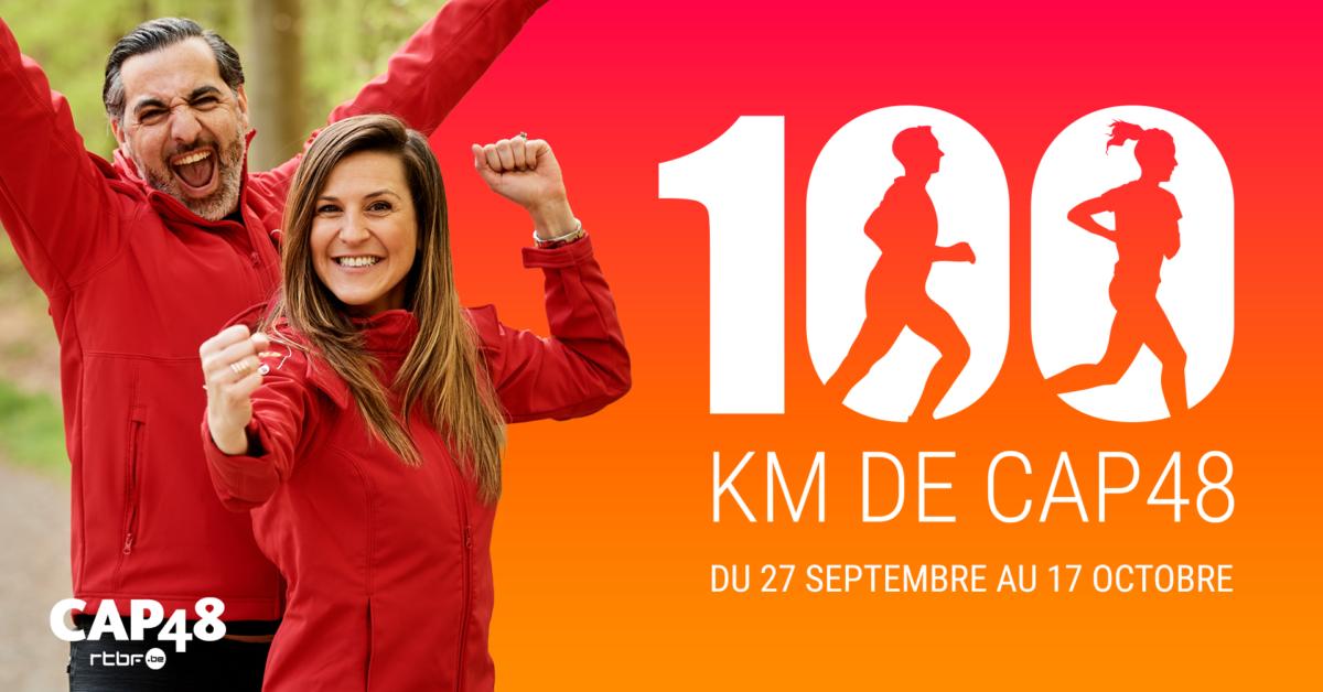 100km de CAP48: le challenge sportif