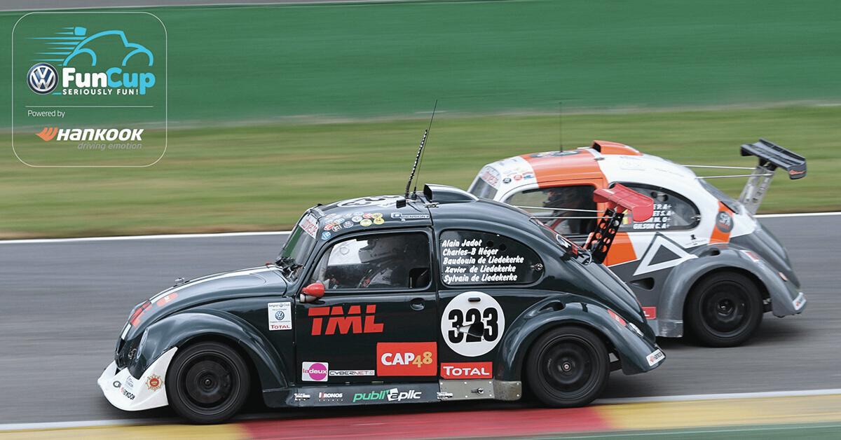 KART48 : Retour sur les Hankook 25 Hours VW Fun Cup
