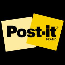 Logo Post-it - Partenaire de Coeur CAP48