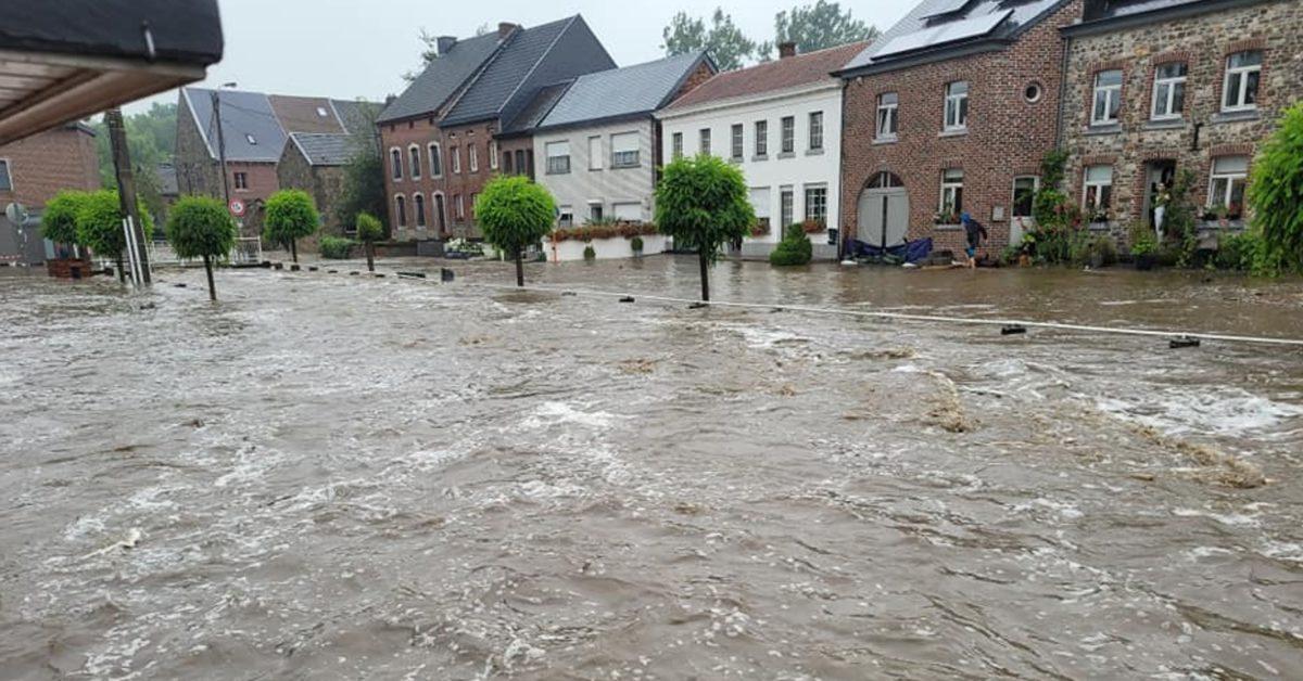 « Urgence inondations » : l'appel au don de la Croix-Rouge